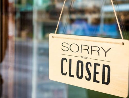 Closed For 1 Month From 07 April 2020 Till Further Notice